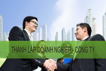 Thành lập công ty uy tín giá rẻ tại Đà Nẵng.