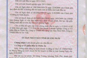 Tư vấn xin giấy phép đầu tư tại Đà Nẵng