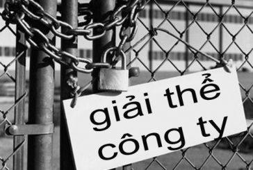 Các bước giải thể doanh nghiệp tại Đà Nẵng