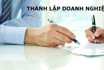 Đăng ký thành lập công ty mới tại Đà Nẵng.
