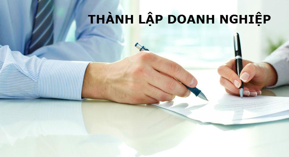 HINH ẢNH THANH LAP CÔNG TY