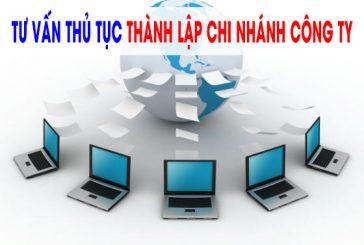 Thủ tục mở thêm chi nhánh công ty tại Đà Nẵng