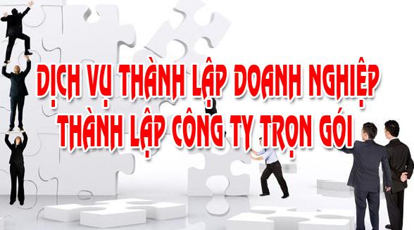 HINH ẢNH THANH LAP DOANH NGHIEP XDUWNG