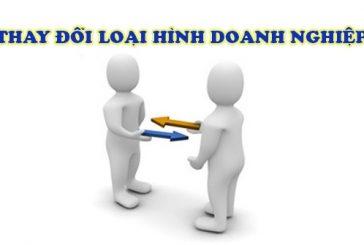Dịch vụ chuyển đổi loại hình doanh nghiệp tại Đà  Nẵng