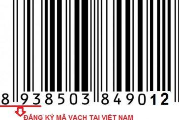 Tư vấn đăng ký mã số, mã vạch hàng hóa
