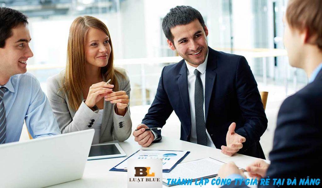 Dịch vụ thành lập công ty giá rẻ tại Đà Nẵng