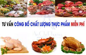 Dịch vụ công bố thực phẩm tại Đà Nẵng