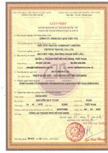 Thủ tục cấp giấy phép kinh doanh lữ hành quốc tế tại Đà Nẵng