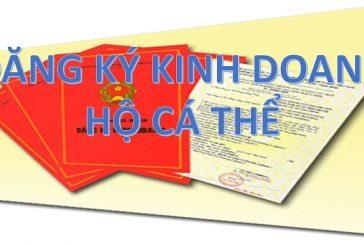 Thủ tục đăng kí hộ kinh doanh cá thể tại Đà Nẵng