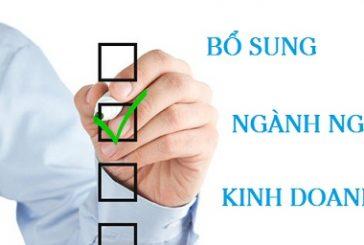 Thủ tục đăng ký thay đổi ngành nghề kinh doanh đối với công ty cổ phần tại Đà Nẵng