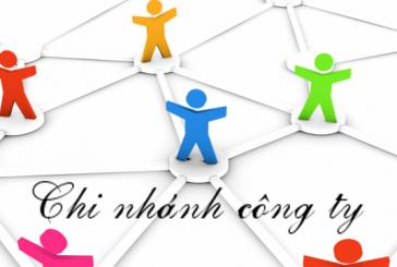 Thủ tục thành lập chi nhánh Công ty tại Đà Nẵng