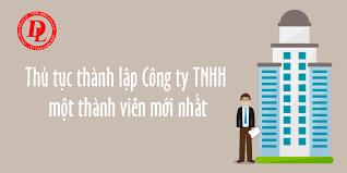 Thủ tục thành lập công ty TNHH một thành viên tại Đà Nẵng