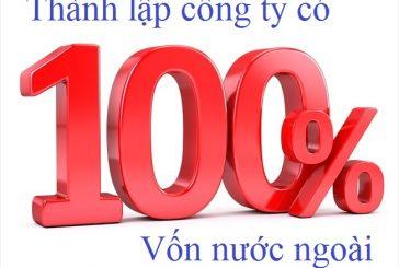 Nhà đầu tư nước ngoài thành lập công ty TNHH một thành viên tại Đà Nẵng